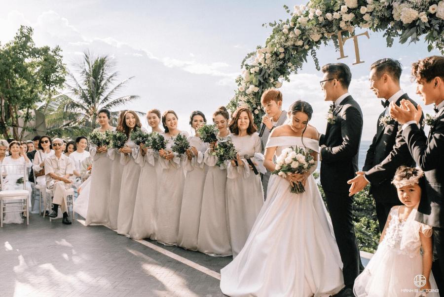 Mơ thấy đám cưới