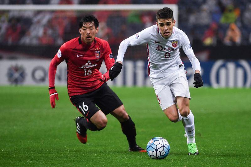 Nhận định Shanghai SIPG vs Tianjin Teda 19h00 ngày 31/8 Giải VĐQG Trung Quốc