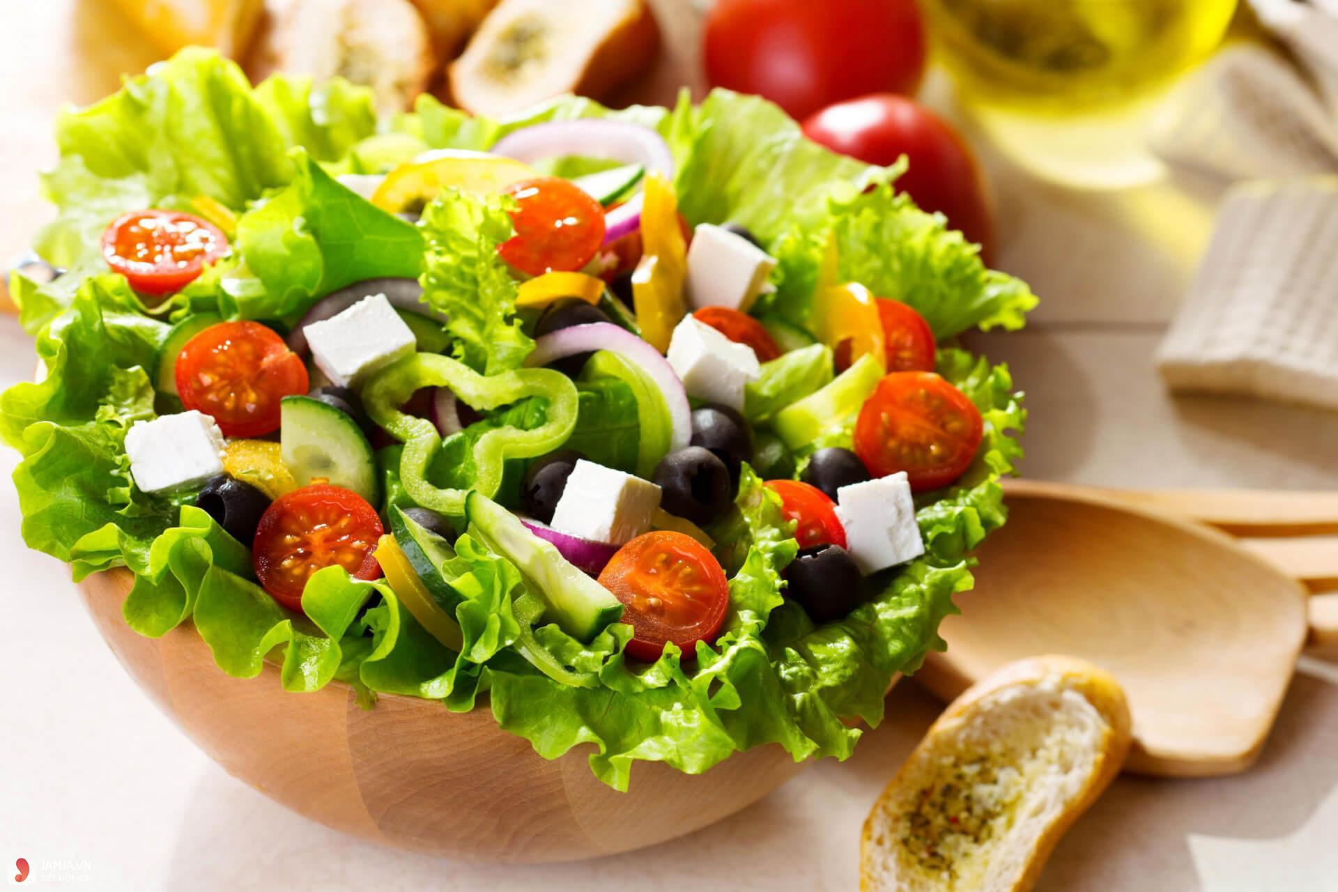 Mơ thấy salad đánh lô đề con gì chắc chắn ăn tiền nhất ?